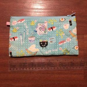 Handbags - NWOT Sushi Pouch